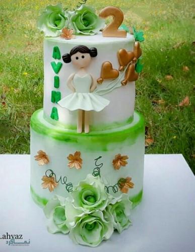 عکس های کیک تولد شیک و باکلاس