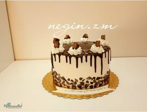عکس های کیک تولد شیک جدید