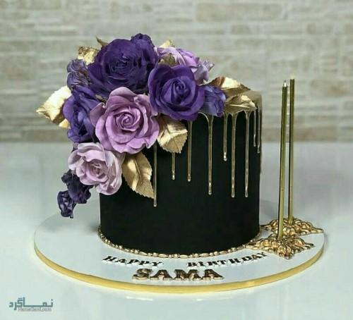 عکس های کیک تولد شیک و قشنگ