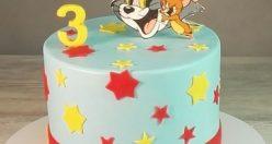 عکس کیک تولد شیک شکلاتی + مدل های جذاب خفن کیک تولد (۷)