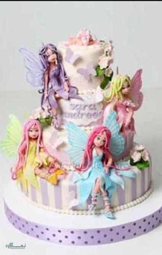 عکس های کیک تولد شیک خاص