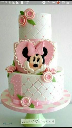 عکس کیک تولد شیک مردانه
