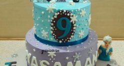 عکس کیک تولد شیک دخترانه + مدل های جذاب خفن کیک تولد (۲)