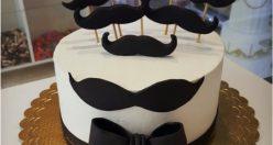 عکس کیک تولد شیک در اینستاگرام + مدل های جذاب خفن کیک تولد (۶)