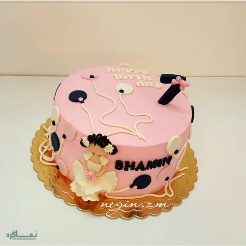 عکس کیک تولد شیک و خاص