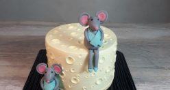عکس کیک تولد شیک + مدل های جذاب خفن کیک تولد ۲۰۲۰