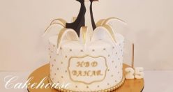 عکس کیک تولد شیک دخترونه + مدل های جذاب خفن کیک تولد (۱۰)