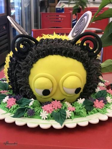 عکس کیک تولد شیک زنانه