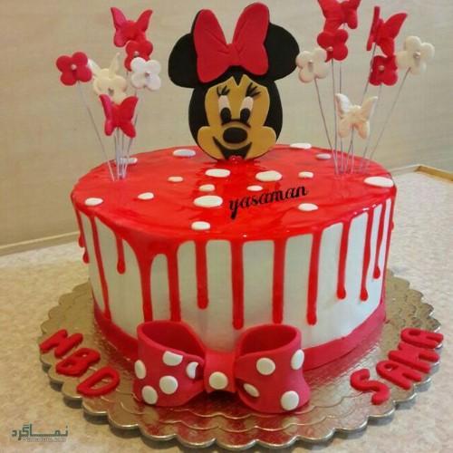 عکس هایی از کیک تولد شیک
