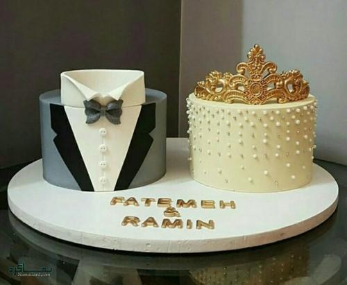 عکس های کیک تولد جدید