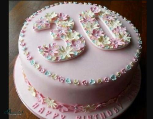 عکس های کیک تولد دخترانه شیک