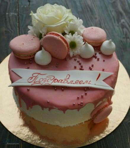 عکس های کیک تولد تک شاخشیک