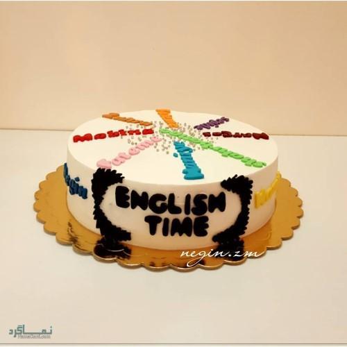 عکس های کیک تولد شاخزیبا