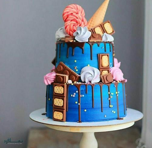 عکس های کیک تولد خاص