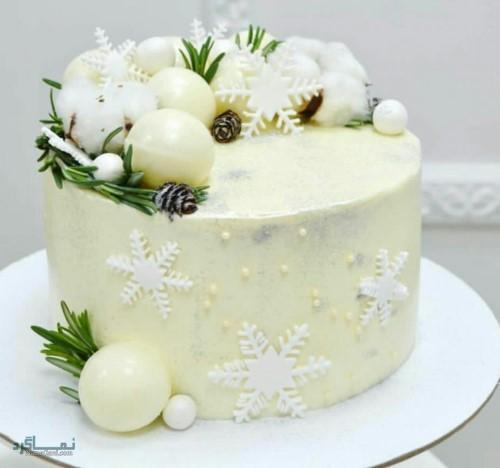 عکس هایی از کیک تولد جذاب