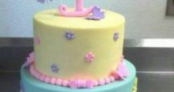 عکس کیک تولد اسب تک شاخ + مدل کیک تولد زیبا دخترانه (۴)
