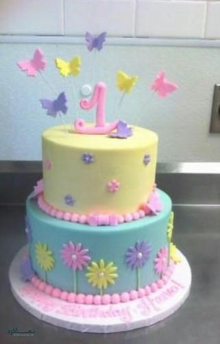 عکس های کیک تولد تک شاخ متفاوت