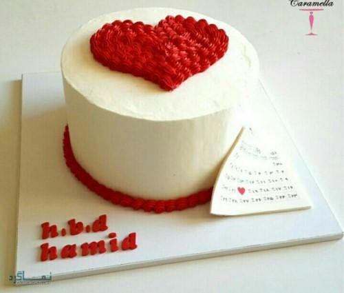 عکس هایی از کیک تولد جدید