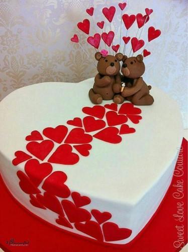عکس کیک تولد اسب تک شاخ