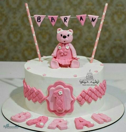 عکس های کیک تولد شاخمتفاوت
