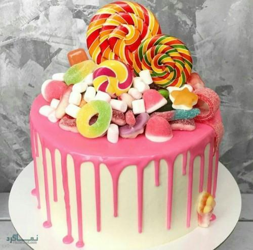 عکس های کیک تولد متفاوت