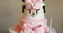 عکس های کیک تولد اسب تک شاخ + مدل کیک تولد زیبا دخترانه (۸)