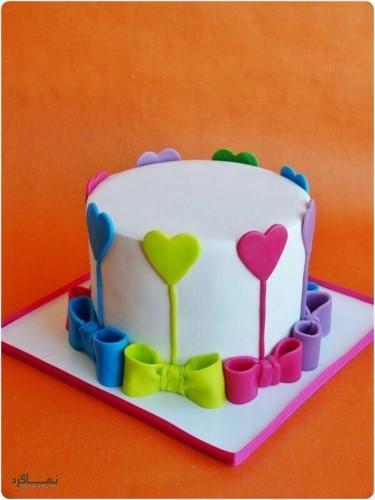 عکس های کیک تولد تک شاخ شیک