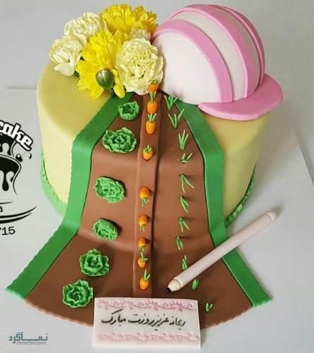 عکس های کیک تولد تک شاخ
