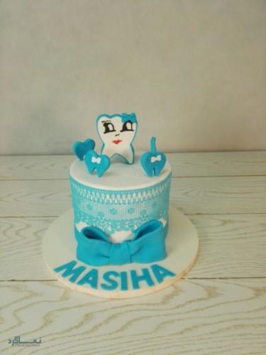انواع عکس های کیک تولد باکلاس