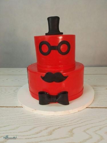 عکس های زیباترین کیک تولد خاص