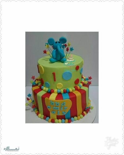 عکس های کیک تولد دخترونه خاص