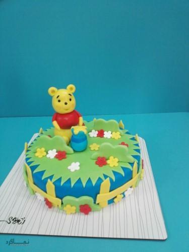 عکس های کیک تولد پسرانه خاص