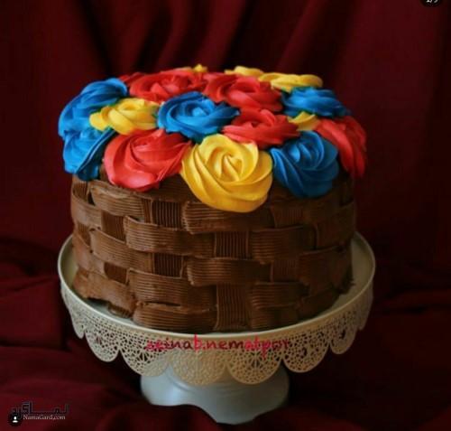عکس های کیک تولد جدید خاص
