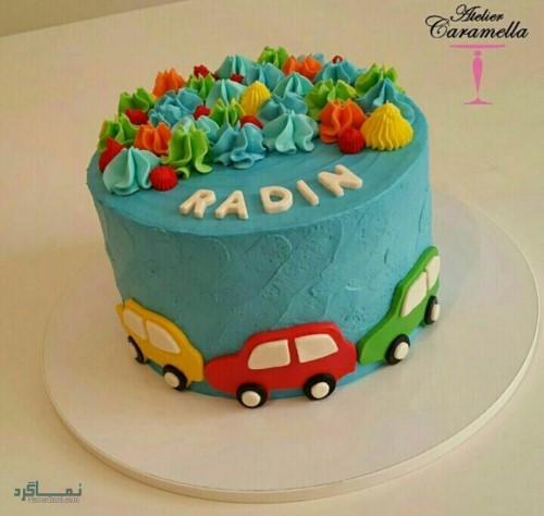انواع عکس های کیک تولد قشنگ