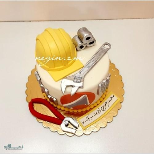 عکس های زیباترین کیک تولد جدید