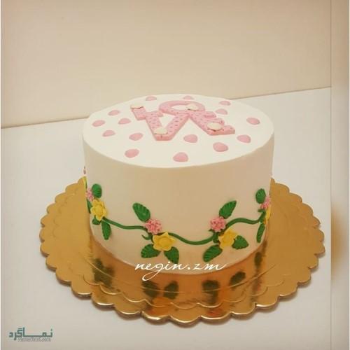 عکس های زیباترین کیک تولد باکلاس