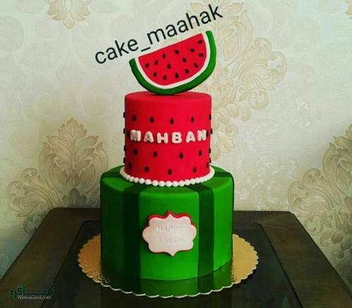عکس های کیک تولد جدید شیک