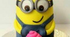 انواع عکس کیک تولد زیبا + مدل های ناب خاص کیک تولد (۴)