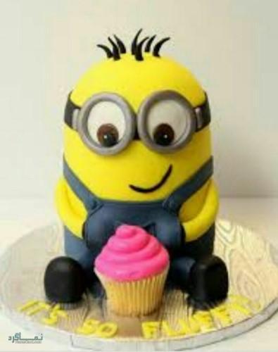 انواع عکس های کیک تولد جذاب