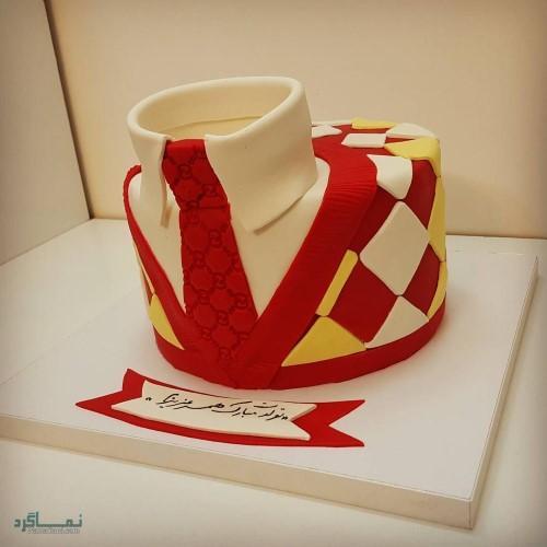 عکس کیک تولد زیبای جدید