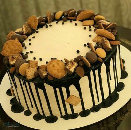 عکس های کیک تولد زیبای خاص