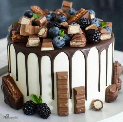 انواع عکس های کیک تولد متفاوت