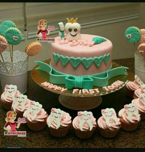 عکس های کیک تولد باکلاس