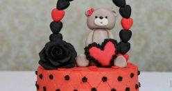 عکس های کیک تولد زیبا + مدل های ناب خاص کیک تولد (۷)