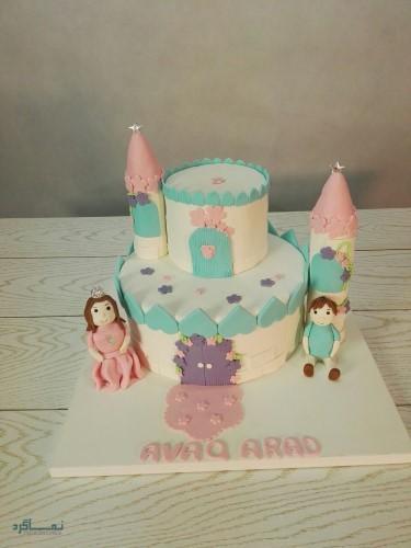 عکس های زیباترین کیک تولد متفاوت