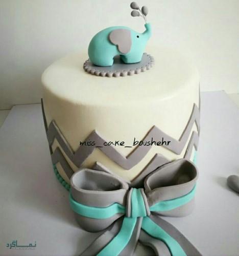 عکس کیک تولد زیبای خاص