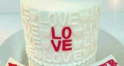 عکس کیک تولد زیبا و جدید + مدل های ناب خاص کیک تولد (۹)