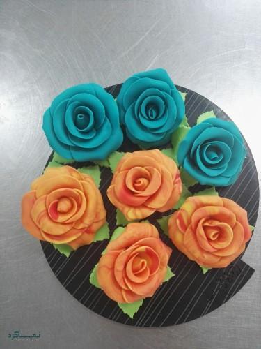 عکس زیباترین کیک تولد دنیا
