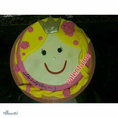 عکس های زیبای کیک تولد