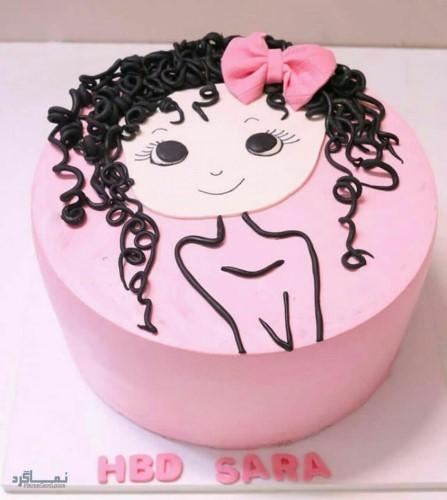 عکس های کیک تولد زیبا